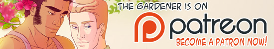 Support The gardener on Patreon