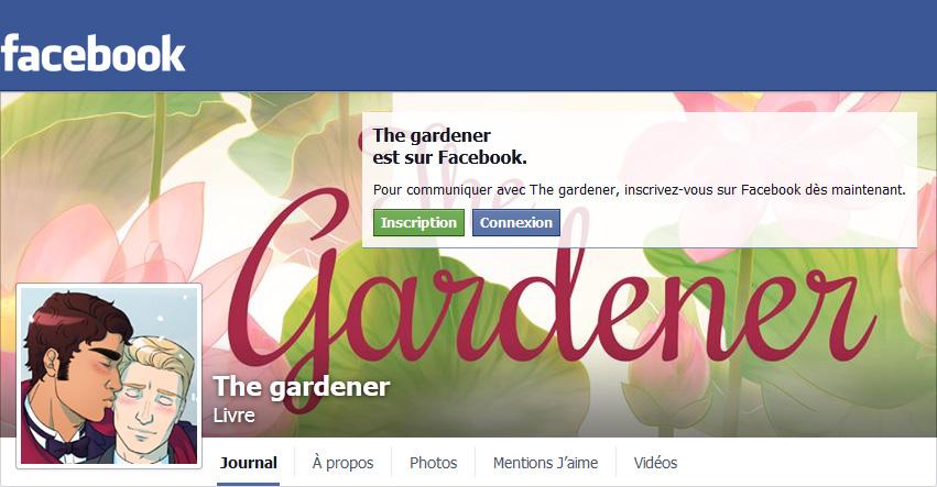 Facebook The gardener