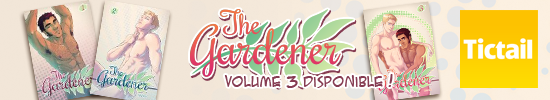 The gardener, disponible au format papier